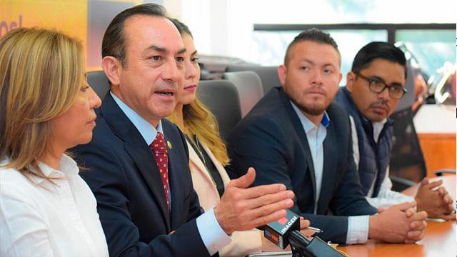 PRD se establece como ejemplo de transparencia en Michoacán