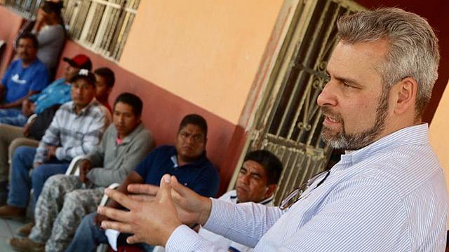Propone Alfredo Ramírez legislar con participación ciudadana