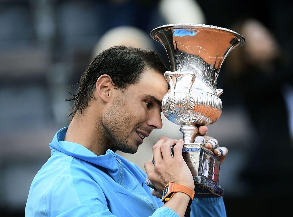 Nadal se consagra por novena vez campeón del Masters de Roma