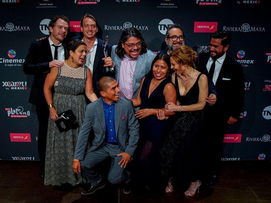 Roma sigue cosechando éxitos, se lleva cinco Premios Platino