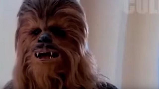 Muere el actor que interpretó a Chewbacca