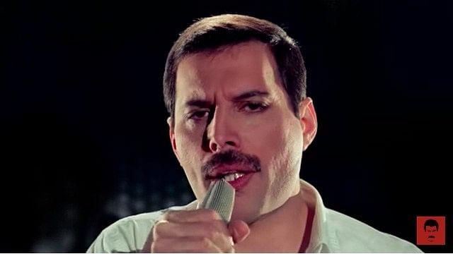 """Versión inédita de """"Time"""" de Freddie Mercury sale a la luz"""