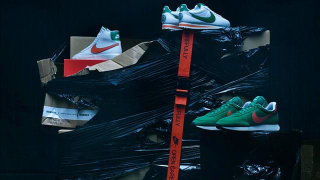Nike lanza una colección para los fanáticos de Stranger Things