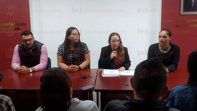 Directora del Telebachillerato presenta denuncias penales contra Suttebam