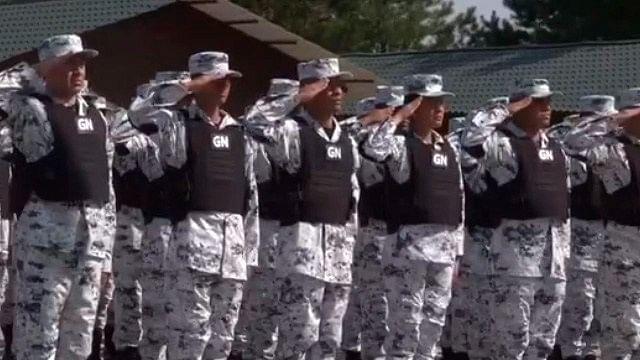 Guardia Nacional acelera su llegada a la frontera sur