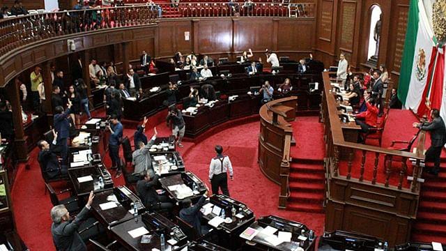 Congreso Michoacano legisla en materia de paridad de género
