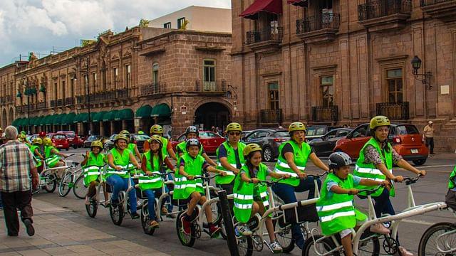 Por domingos de bicicleta usuarios de combi pagarían doble pasaje: Pasalagua