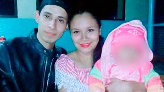 Cuerpos de padre y bebé ahogados en Río Bravo llegan a El Salvador