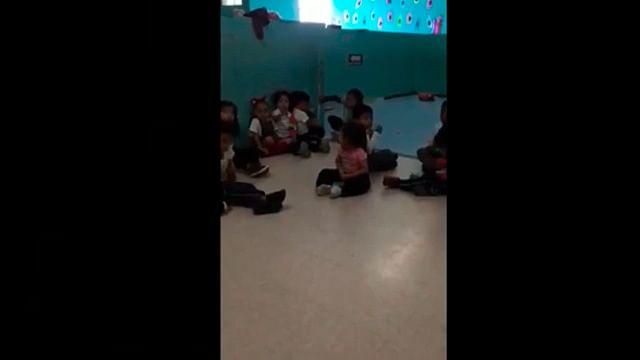 Con audio del grito de La Llorona, torturan a menores en guardería (Video)