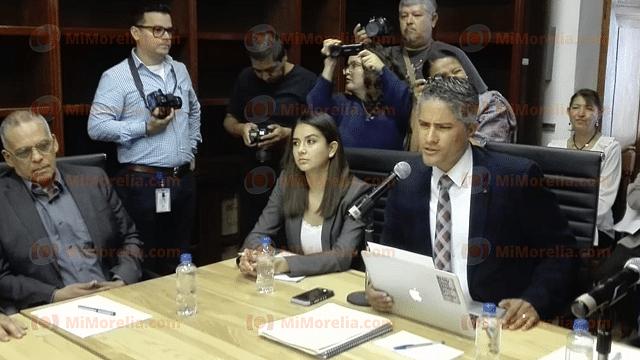 Tras entrega-recepción se determinará si Ramírez Ochoa incurrió en irregularidades