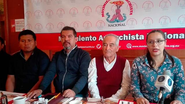 Antorcha Michoacán reforzaría movimiento en Hidalgo