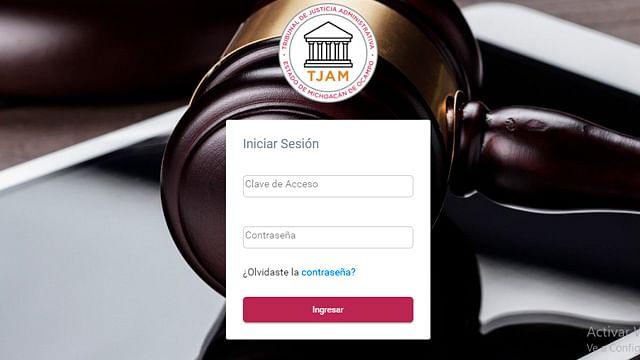 Después de 11 años, el Tribunal de Justicia Administrativa, pone en marcha el juicio en línea