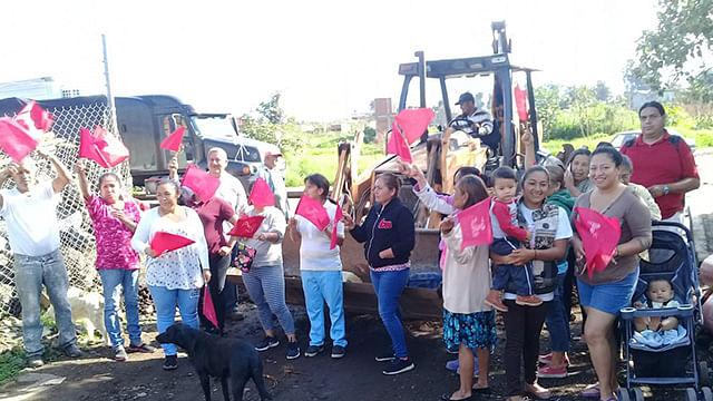 Inician trabajos de rehabilitación en redes de agua y drenaje en Uruapan