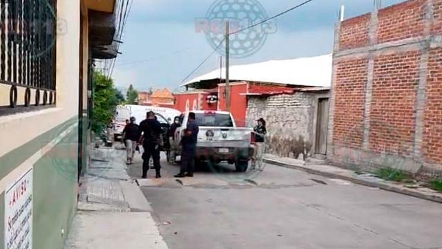 Matan a tres al interior de una casa, en Cuitzeo