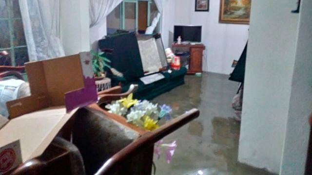 Busca Secretaría de Bienestar y Política Social apoyar a personas afectadas por la tromba del domingo