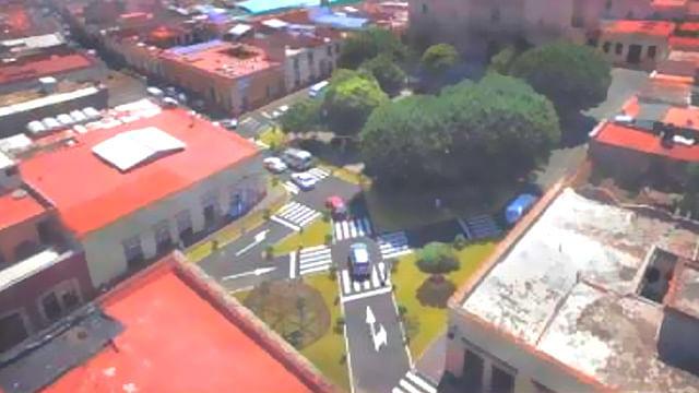 Inmediaciones de San José lucirían nueva imagen peatonal [Video]