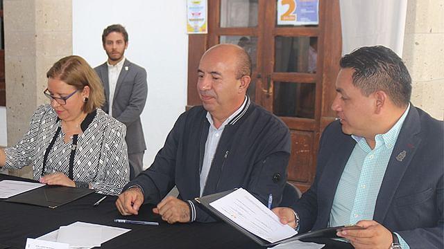 """Arranca la CEEAV programa """"Municipios en Pro de Víctimas"""" en Uruapan"""