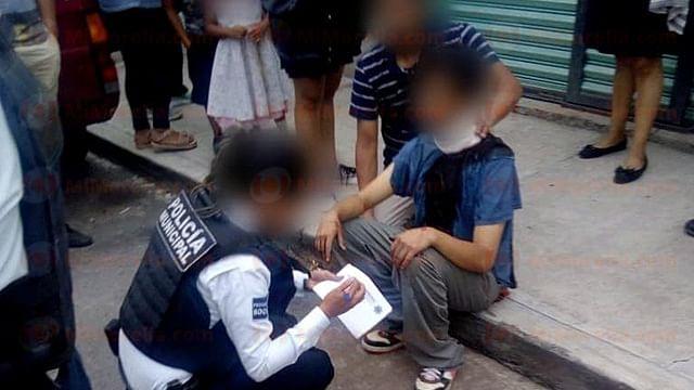 Joven sufre herida en el cuello al resistirse a asalto en colonia moreliana