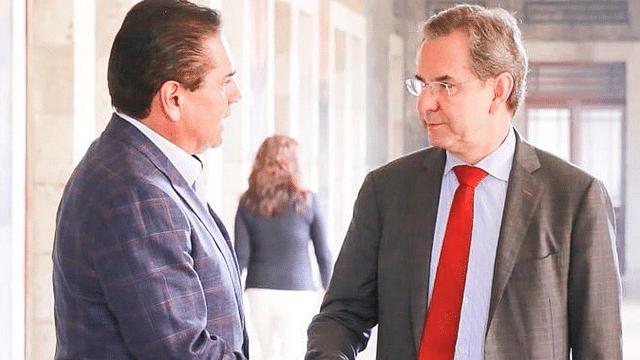 Atiende Silvano Aureoles seguimiento a federalización de nómina magisterial
