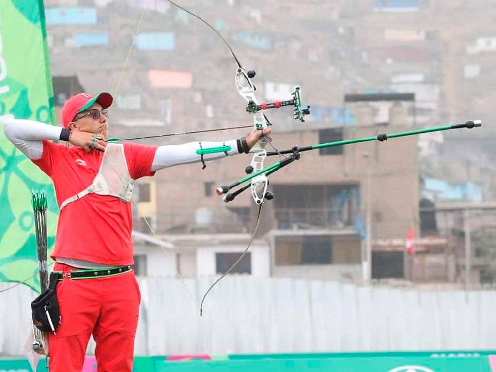 Michoacano se cuelga bronce en los Panamericanos
