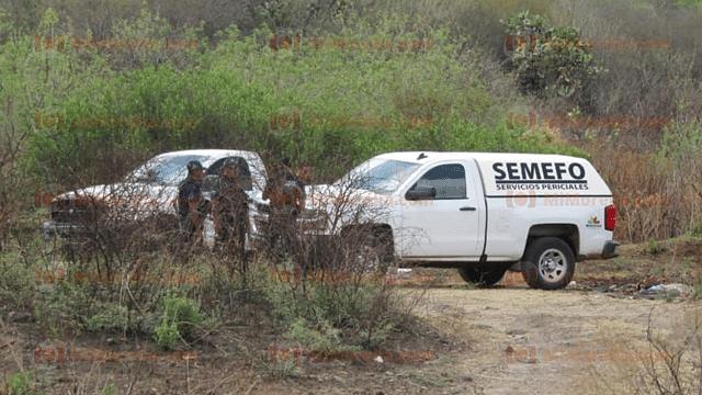 Matan a presunto lugarteniente de Los Viagras, en Apatzingán