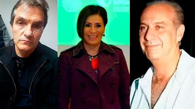 """El """"complot"""" de dinero; Collado, Robles y Ahumada detenidos"""