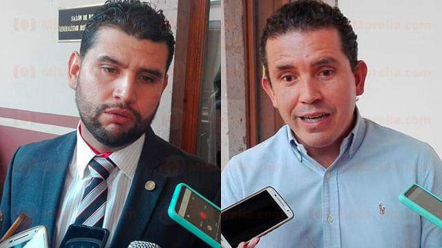 PRD y PRI le disputarían a Morena la presidencia del Congreso en Michoacán