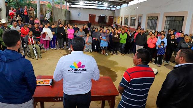 En noviembre, Michoacán contaría con padrón único de beneficiarios