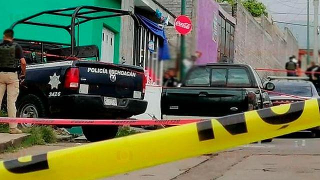 Muertos en cumplimento de su deber, 4 elementos de Policía Michoacán en lo que va de 2019