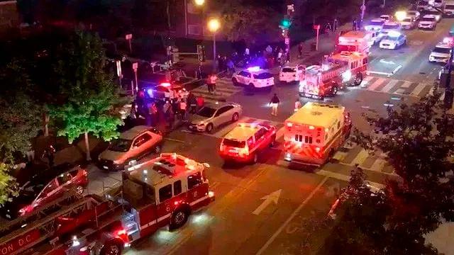 Tiroteo en Washington deja al menos un muerto y cinco heridos