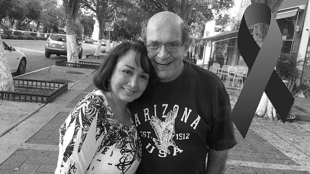 """""""La Chilindrina"""" se viste de luto; falleció su esposo este domingo"""