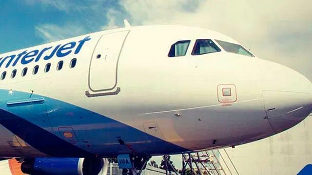 Interjet suspende vuelos a Houston por tormenta «Imelda»