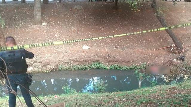 Lo hallan muerto en el río Chiquito, de esta ciudad