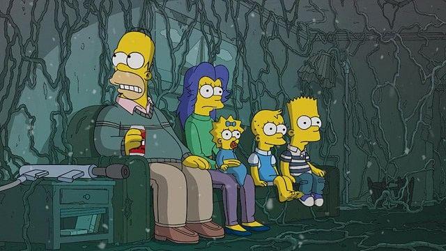 «Los Simpson» tendrá especial de Halloween al estilo «Stranger Things»