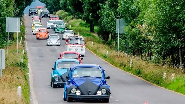 Más de 600 Volks llegarán a Morelia el 10 de noviembre