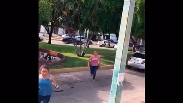 """Tras la supuesta detención del hijo de """"El Chapo"""" Guzmán, así se vive el pánico en Culiacán"""