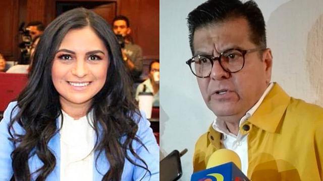 Rechaza dirigente del PRD Michoacán imposición de Araceli Saucedo en secretaría general