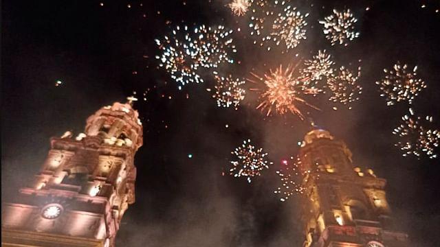 "Encienden la Catedral al ritmo de ""La Llorona"""