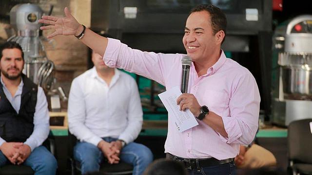 Mejorar las condiciones de Zitácuaro y de nuestro estado, mi compromiso: Carlos Herrera