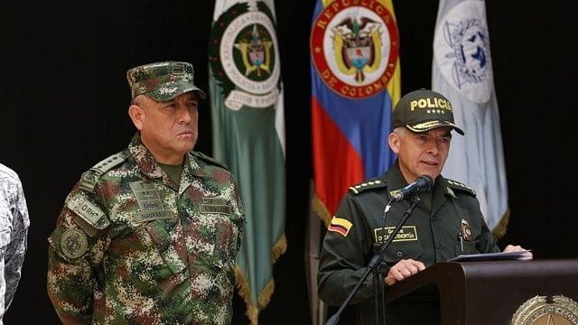 Reportan al menos 169 detenidos por manifestaciones en Colombia