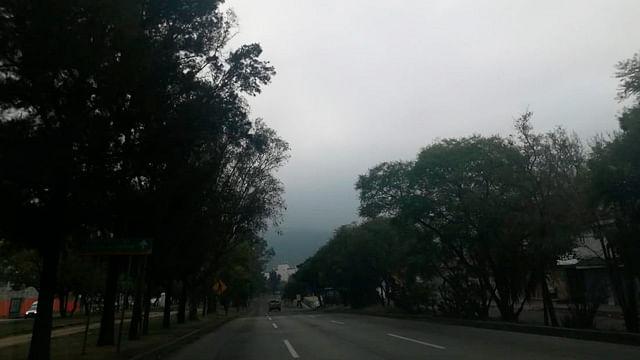 Domingo con cielos nubosos para la capital michoacana