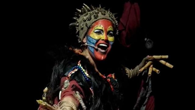 Este domingo, llega el musical del Rey León a Morelia