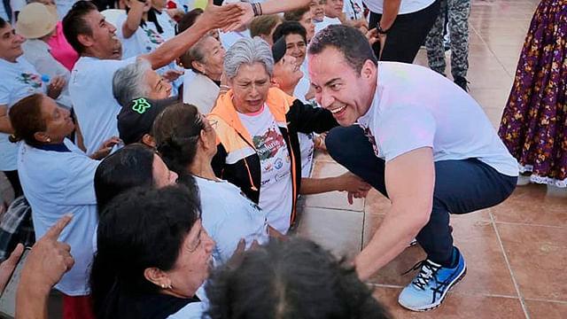 Deporte y actividad física, vías para la reconstrucción social: Carlos Herrera