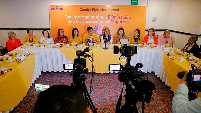 Criticó PRD Michoacán recorte de la federación a 26 programas con enfoque de género