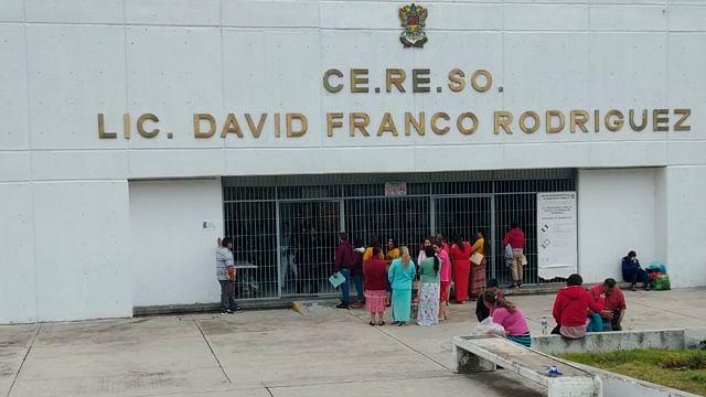 Preparan construcción de capilla en el penal David Franco Rodríguez