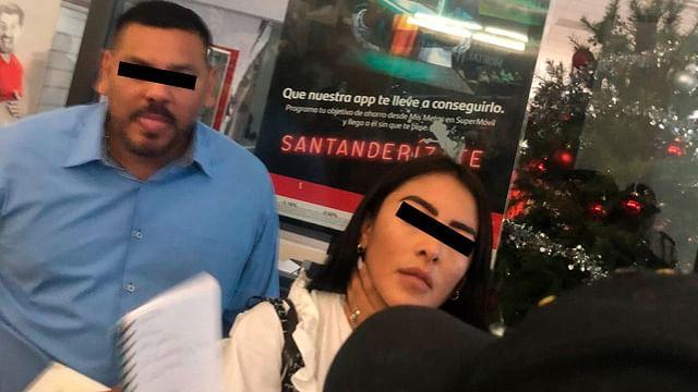 Mujer roba cartera y gasta 70 mil pesos, fue capturada