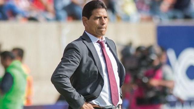 Oficial: Alfonso Sosa nuevo director técnico del Necaxa