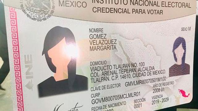 Inicia INE producción de credenciales para votar más seguras