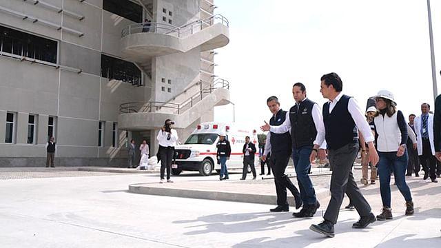 Analizan IMSS y Gobierno de Querétaro ampliar cobertura médica