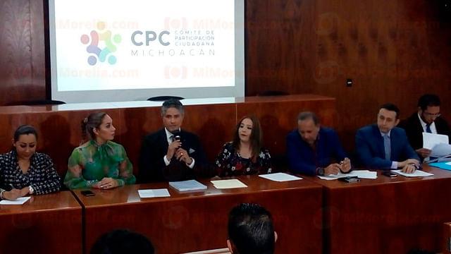 Asume Elvia Higuera presidencia del CPC del Sistema Estatal Anticorrupción